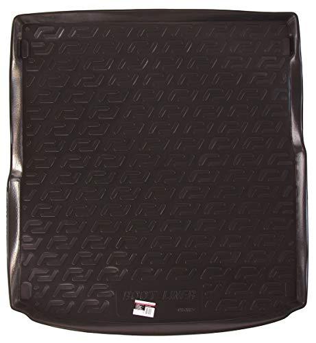 SIXTOL Auto Kofferraumschutz für die Hyundai i40 SW/Combi Maßgeschneiderte antirutsch Kofferraumwanne für den sicheren Transport von Einkauf, Gepäck und Haustier