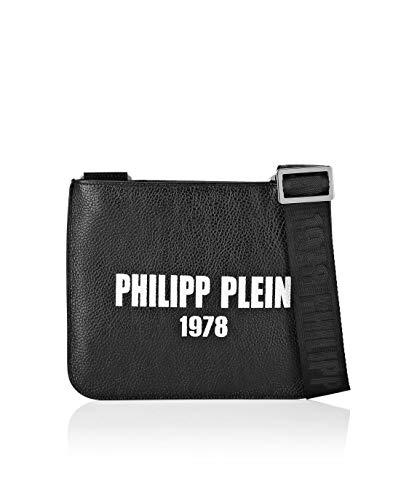 Philipp Plein Hombre Cross body PP1978 Negro