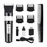 SUPRENT Hair Clippers for Men Professional Cordless Rechargeable Hair Clipper Hair Trimmer