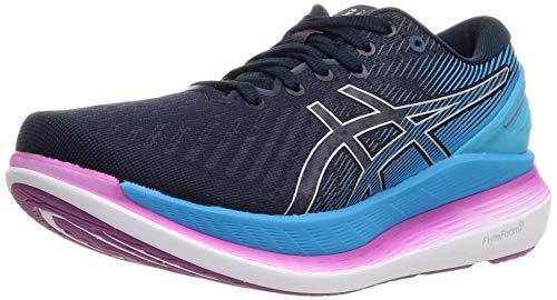 ASICS Damen 1012A890-400_41,5 Running Shoes, Navy, 41.5 EU