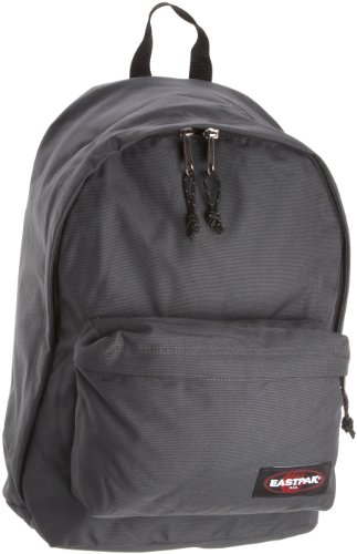 Eastpak out of Office Coal Poliamida Gris Mochila - Mochila para portátiles y netbooks (Poliamida, Gris, 480 g, 27 L, 330 x 290 x 30 mm, 290 x 221 x 439 mm)