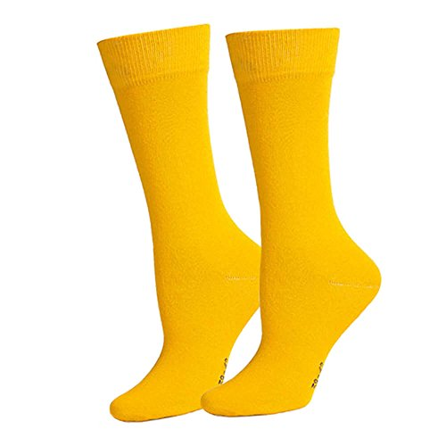 Safersox Business Socken Gelb, 39-42
