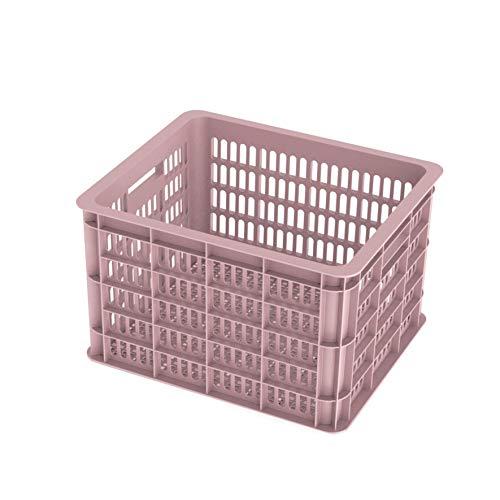 Basil fahrradkiste Kunststoff 33 Liter rosa