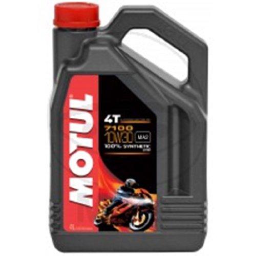 MOTUL 71004T 10W30es un aceite semisintético 4litros