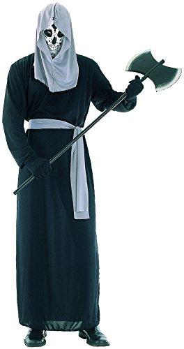 Costume da Falciatore della Morte per adulto Taglia Unica