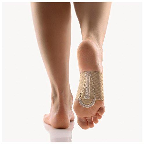 BORT Metatarsal-Bandage mit Pelotte für den Vorfuß, Umfang 21 cm