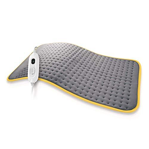 Daga Flexyheat E4, Cuscino termico elettrico, 75 x 40 cm, 100 W, 3 temperature, in microfibra