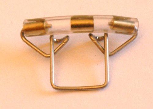 GEWA ROTH-SIHON Dämpfer für Viola -- Modell aus Draht mit Röhre aus Weichplastik für den Standardgebrauch