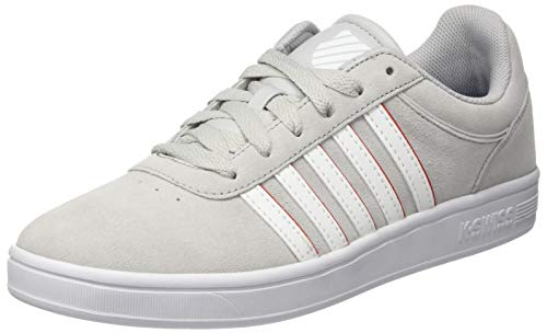 K-Swiss Herren Court CHESWICK SPSDE Sneaker, Beige (Vprblu/Wt/Hirskrd 477), 43 EU