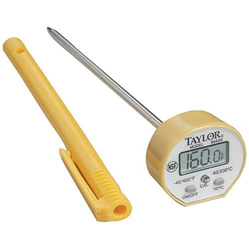 Taylor 9842 Digital Instant Read Themometer