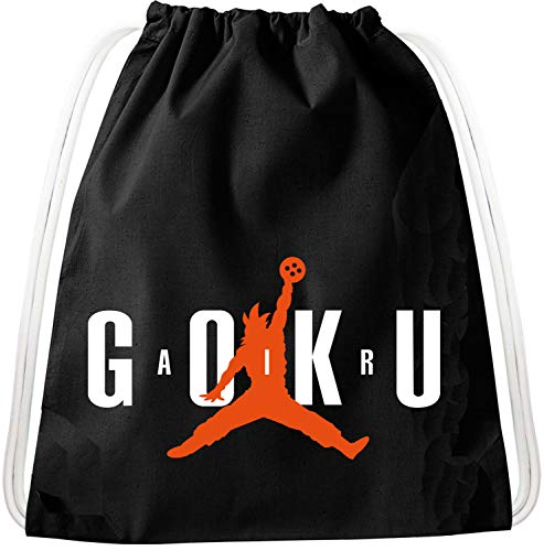 Air Goku Dragon Rucksack Tasche Turnbeutel Sport Jute Beutel, Rucksack