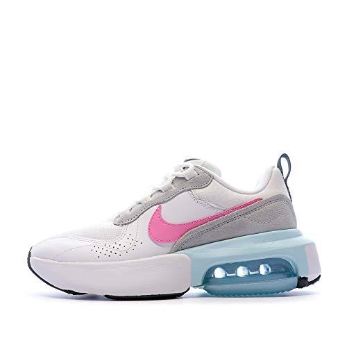 NIKE Womens Air Max Verona Running Trainers DA4293 Sneakers Shoes (UK 3.5 US 6 EU 36.5, White Pink Glow Pure Platinum 100)