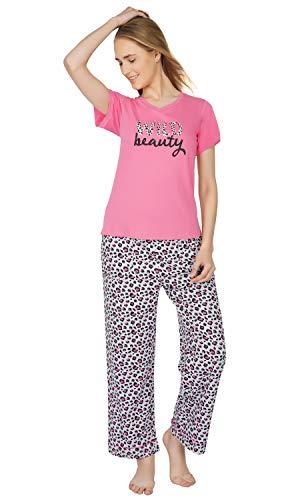 Artemis Cotton Pyjama Set for Women/Night Suit for Women and...