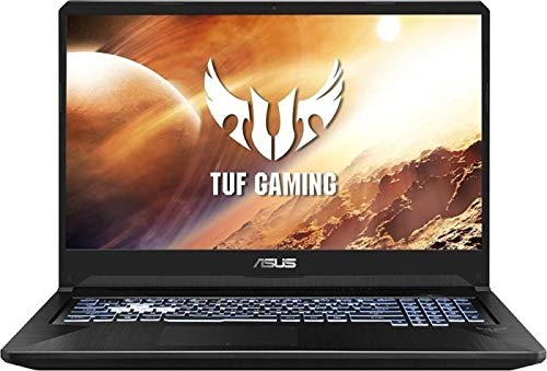 ASUS TUF Gaming FX705DU ( 90NR0282-M01360 ) 43,9 cm (17,3 Zoll, FHD, WV, matt) Gaming-Notebook (AMD Ryzen 7 3750H, 8GB RAM, 512GB SSD, NVIDIA GeForce GTX 1660Ti (6GB), Windows 10) Black