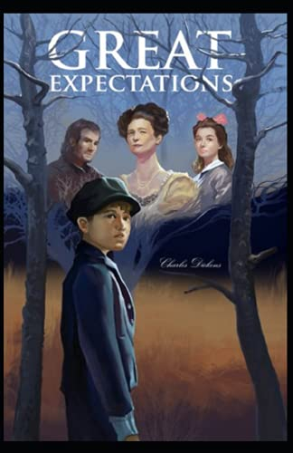 Great Expectations :Illustrated Edition