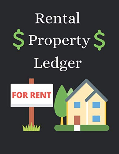 Real Estate Investing Books! - Rental Property Ledger: Rental Property Record Keeping for Landlords, The Essential Rental Property Record Book