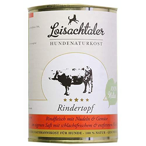Loisachtaler Rindertopf 400g (6 x 400g)