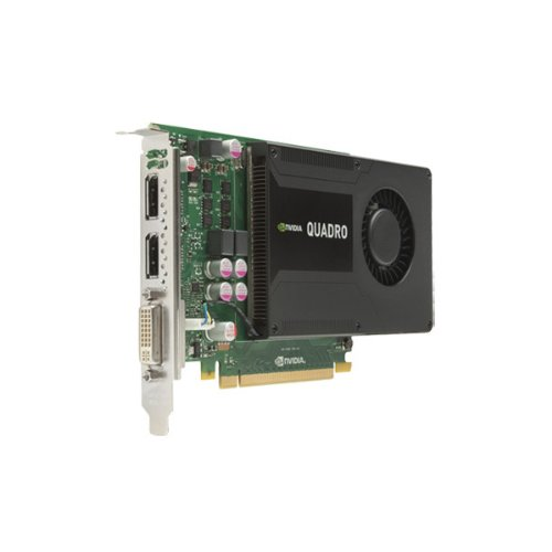 Dell nVidia QUADRO K2000 Kepler 2Gb GDDR5 PCI-E Graphics Card, 384 CUDA Cores, PCI Express Card, 1 x DVI-I and 2 x DisplayPort Outputs, Superb Professional Workstation Graphics Card P/N : 0JHRJ