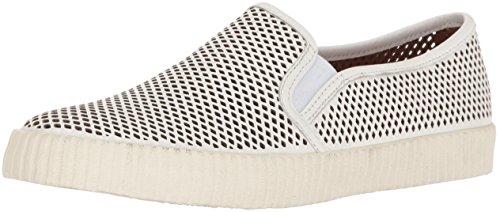 Frye Damen Camille Perf Slip Fashion Sneaker, Weiá (weiß), 36 EU