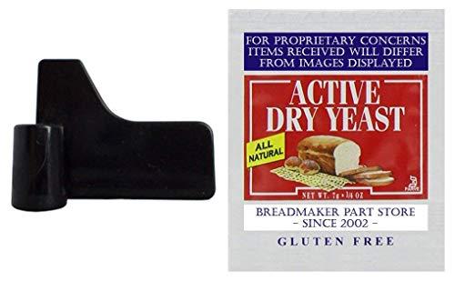 West Bend Bread Machine Paddle 41067 41035 Kneading Blade Part maker breadmaker
