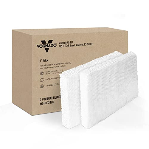 Vornado MD1-0034 Replacement Humidifier Wick (2-Pack)