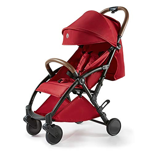 Check Out This AMENZ Pushchairs Pram Stroller Anti Shock Improve Vision All Terrain Fully Adjustable...