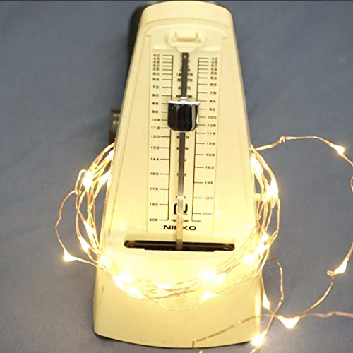 Mechanical Windup Metronome (Single Speed)