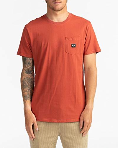 BILLABONG™ Stacked - Camiseta - Hombre - XL - Rojo