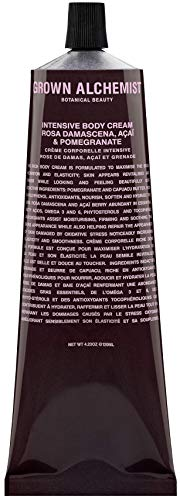 Grown Alchemist Intensive Body Cream Crème corporelle intensive Rose de Damas, Açai et Pomegranate 120ml