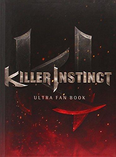 Killer Instinct: Ultra Fan Book by Reepal Parbhoo (2013-11-22)