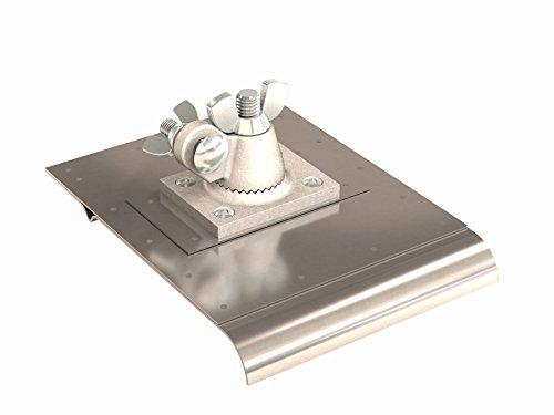 Bon Tool 82-226 Walk Edger/Groover - Ss 8' X 6' Bit 1/4' X 1/2' - 3/8' Rad