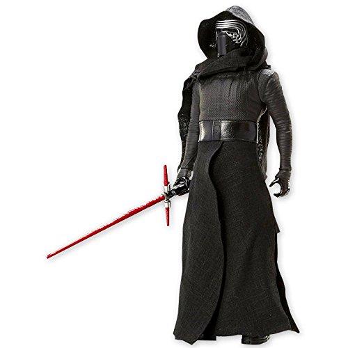 Star Wars 7 Riesen-Actionfigur Kylo Ren (H: 80cm), beweglich mit Cape aus Stoff