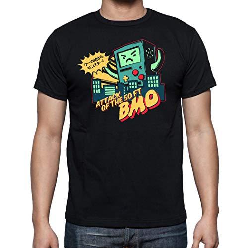 The Fan Tee Camiseta de Hombre Hora de Aventuras Jake Finn 004 XXL