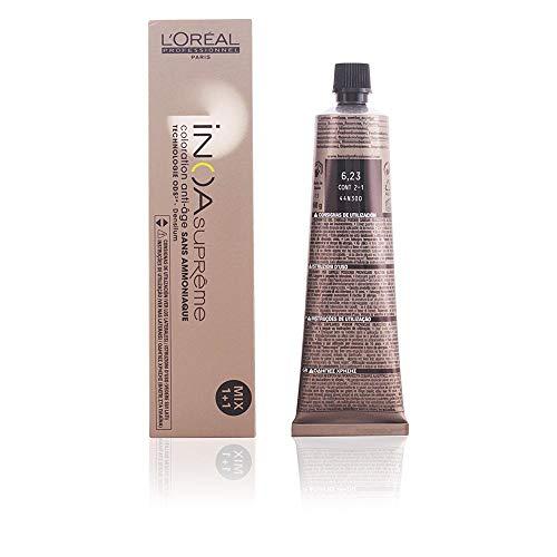 L'Oréal Professionnel INOA Supreme Coloración, Tono 6.23-60 gr