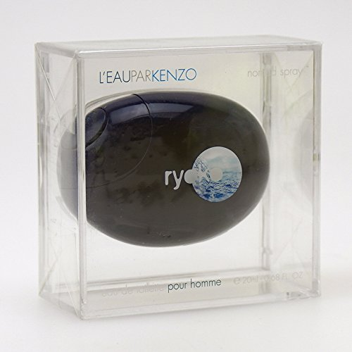 Kenzo L' EAU PAR KENZO pour homme RYOKO Edition EDT 20ml nomad spray
