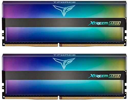 TEAMGROUP T-Force Xtreem ARGB 3200MHz CL14 16GB...