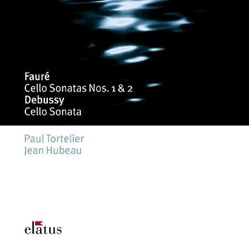 Elatus - Fauré, Debussy : Sonates pour violoncelle et piano