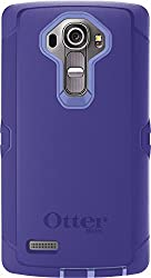 professional OtterBox Defender Case for LG G4 – Retail Package – Periwinkle Purple / Liberty Purple