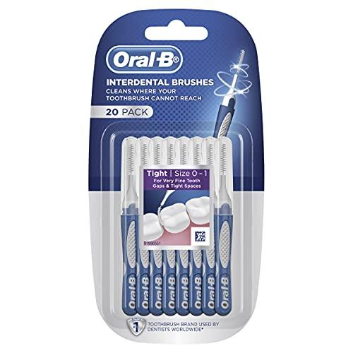 Oral-B Interdental Brushes 20pk