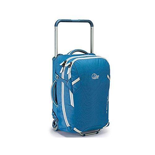 Lowe Alpine, Trolley AT Roll-On, Blu (Atlantic Blue/Limestone), 55 x 35 x 25 cm, 40 Litri