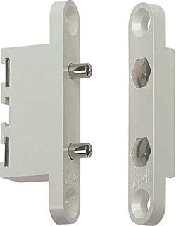 Stromübertrager 10305, 2-polig, Kontaktstifte Messing verzi