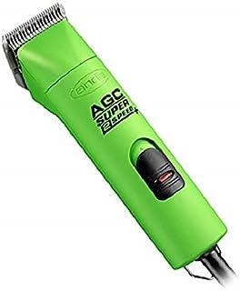 (بدون فرشاة بليد - أخضر ربيعي) - أنديس أجك Ultraedge 2 سرعات مع شفرة رقم 10، أخضر، جديد،.