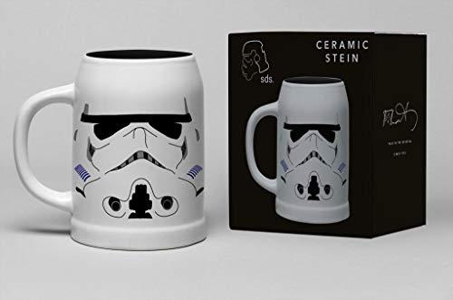 GB eye Beer mug Helmet Stormtrooper 600 ml. Star wars