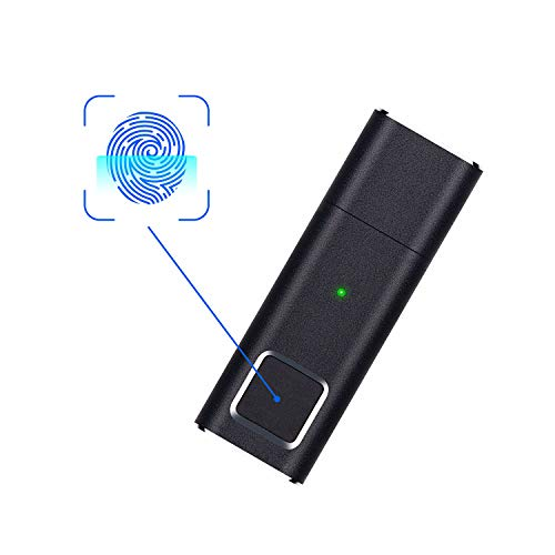 USB 3.0 High-Speed 64GB Fingerprint Encryption USB Flash Drive for PC,Mobile Phone Tablet PC Compatibility: Windows, mac, Linux, Android Systems