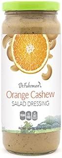 Dr. Fuhrman's Orange Cashew Salad Dressing