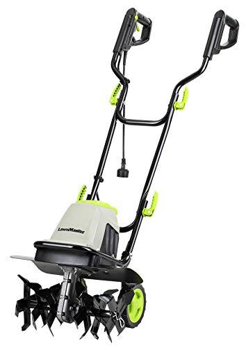 LawnMaster TE1016M Electric Tiller 10-Amp, 16-Inch