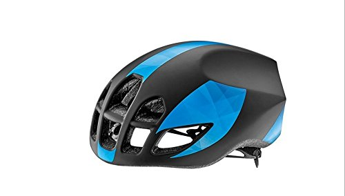 Casque de cyclisme Giant Pursuit couleur nero-blu