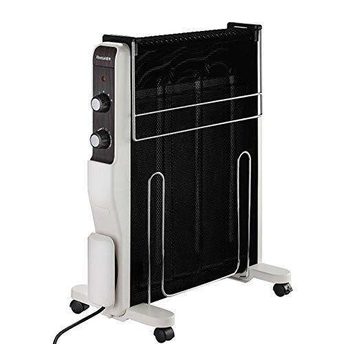 CMmin Tragbare Elektrische Einstellbare Thermostat-Lüfte Heizgeräte Badezimmer Heizkörper-Tragbare Home Indoor Energiesparende Schnelle heiße High-Power-Elektronik