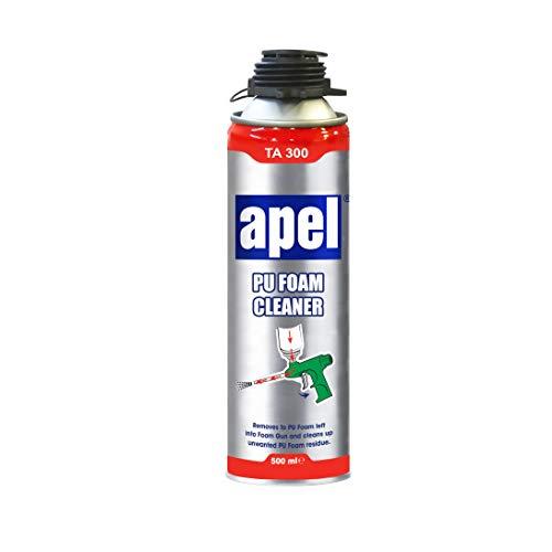 APEL Foam Gun Cleaner, Dispensing Gun Cleaner, Dissolves Spray PU Foam, (15.8 fl.oz)