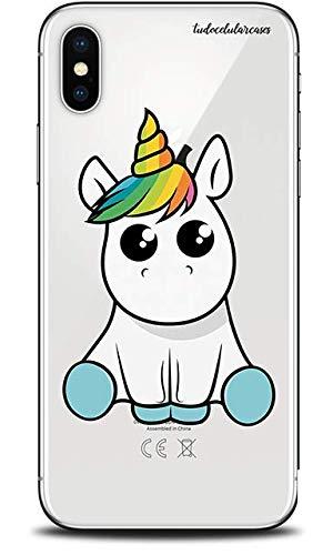 Capa Case Capinha Personalizada Unicórnio LG K10 PRO - Cód. 008-D005